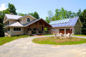 Net Zero Off-the-Grid House