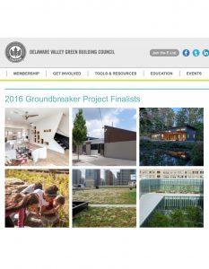 DVGBC Groundbreaker Finalists