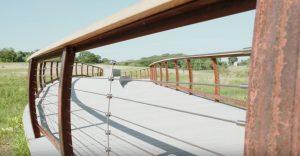 Longwood Gardens bridge