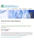Beyond Green Awards