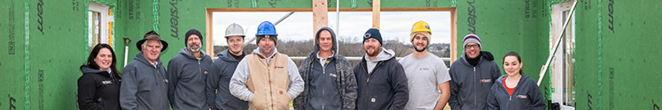 Hugh Lofting Timber Framing & High Performance Building Team
